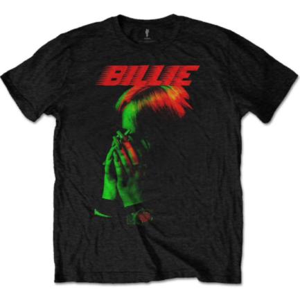 Billie Eilish Hands Face T-Shirt