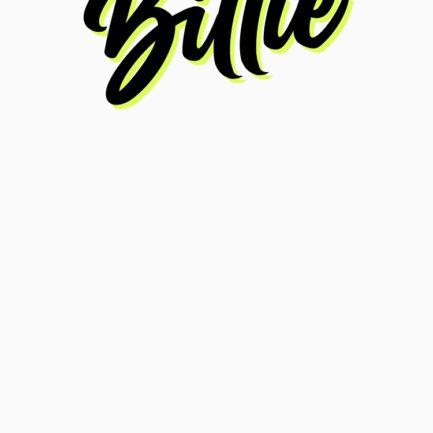 Billie Logo Esstional Tee