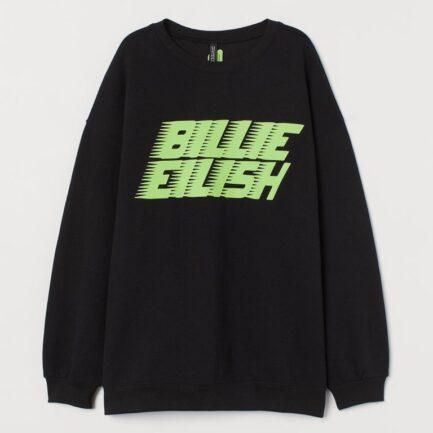 Billie Eilish Printed sweatshirt