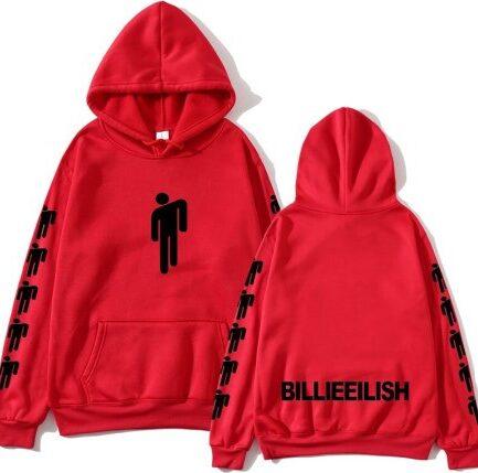 Billie Eilish Fashion Printed Hoodies